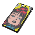 BLACK WIDOW Cover Sony Xperia Z