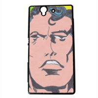 SUPERMAN 2014 Cover Sony Xperia Z