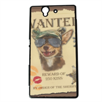 Wanted Rambo Dog Cover Sony Xperia Z
