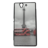 London Trafalgar Square Cover Sony Xperia Z