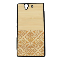 Bamboo and Gothic Cover Sony Xperia Z