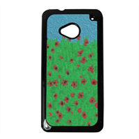 Campo di Papaveri Cover HTC One M7