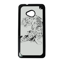 Tigre per cellulari Cover HTC One M7