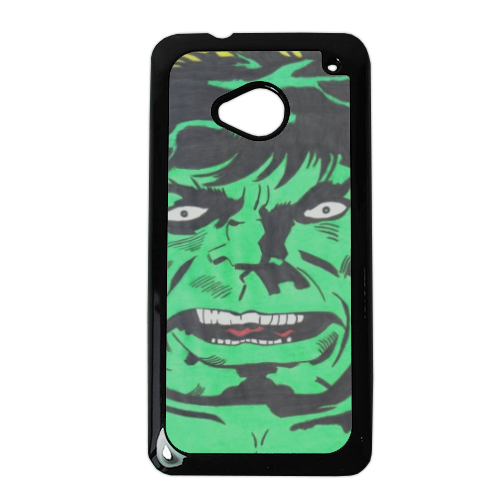 HULK 2013 Cover HTC One M7