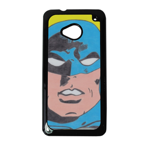 BATMAN 2014 Cover HTC One M7