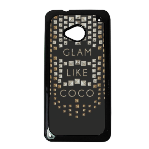 Glam Like Coco Cover HTC One M7