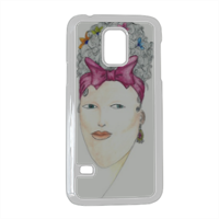 viso pasquale Cover Samsung Galaxy S5 mini