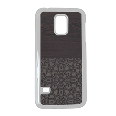 Wenge and Gothic Cover Samsung Galaxy S5 mini