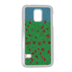 Campo di Papaveri Cover Samsung Galaxy S5 mini