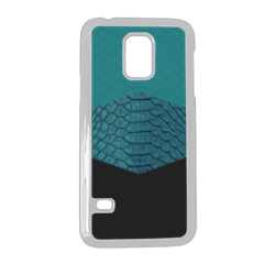 Rhombus snake green water Cover Samsung Galaxy S5 mini