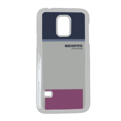 Pharmacy industry_ Cover Samsung Galaxy S5 mini