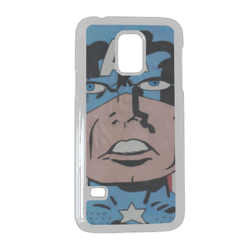CAPITAN AMERICA 2014 Cover Samsung Galaxy S5 mini