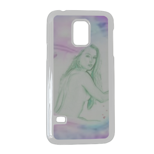 anima nei fior Cover Samsung Galaxy S5 mini