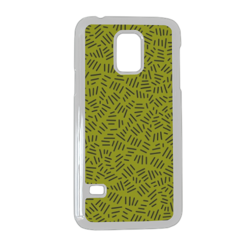 Texture with stripe Cover Samsung Galaxy S5 mini