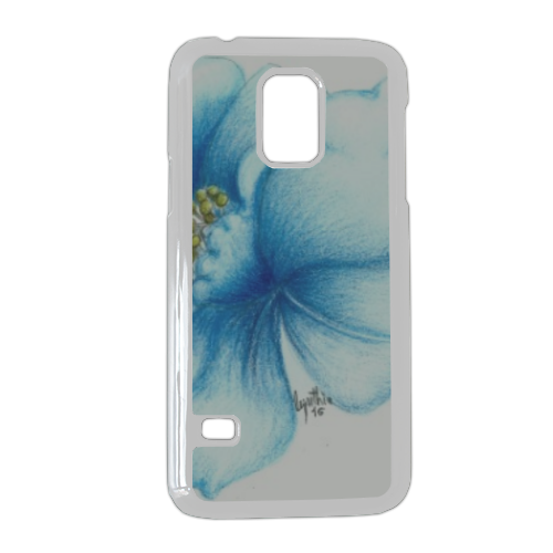 Peonia BLU Cover Samsung Galaxy S5 mini
