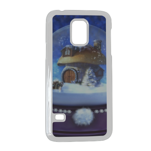 Globo di Neve Fantasy Cover Samsung Galaxy S5 mini