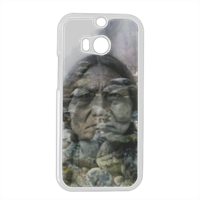 Sitting Bull Hero one Cover htc One m8