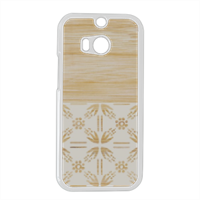 Bamboo and Japan Cover htc One m8