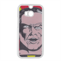 BLACK ADAM Cover htc One m8