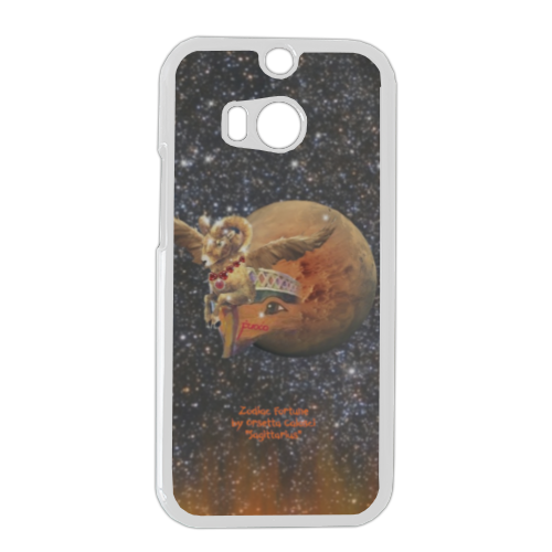 Zodiac Fortune Ari Cover htc One m8