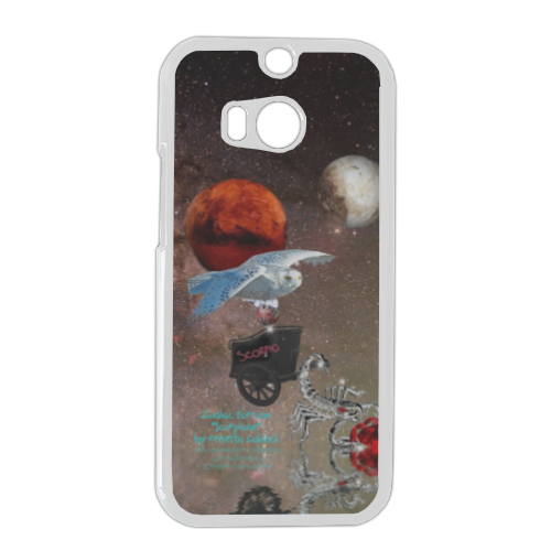 Zodiac Fortune Sco Cover htc One m8
