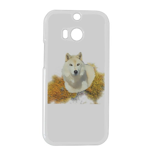 Mon Loup Expecto Patronum Cover htc One m8