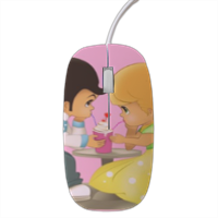 Baby Grease Mouse stampa 3D