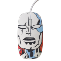 SILVER SURFER 2012 Mouse stampa 3D