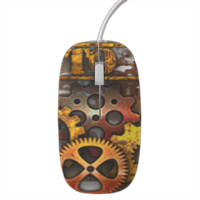 MIND TO WORK Mouse stampa 3D
