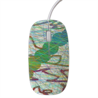 rainbow Mouse stampa 3D