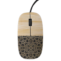Bamboo Gothic Mouse stampa 3D