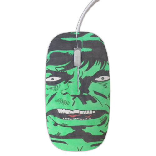 HULK 2013 Mouse stampa 3D