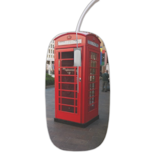 Cabina Inglese Mouse stampa 3D