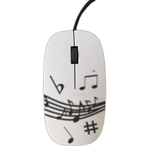 FARMUSICA Mouse stampa 3D