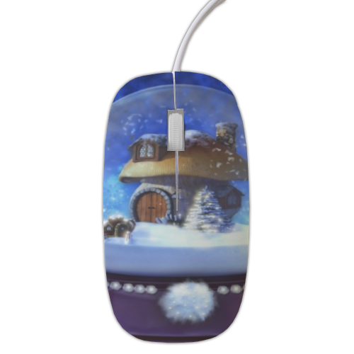 Globo di Neve Fantasy Mouse stampa 3D