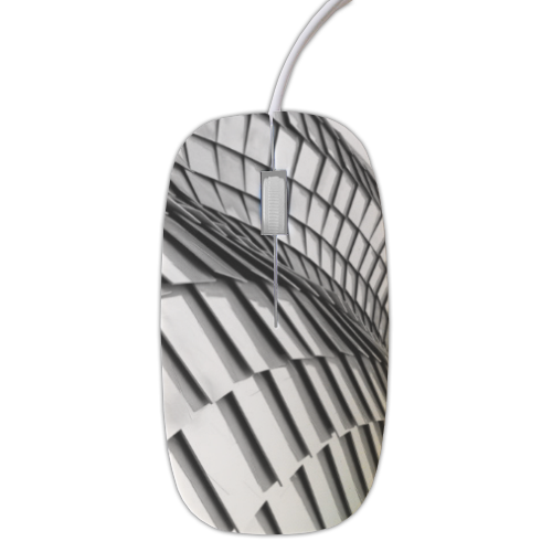 Curvature Mouse stampa 3D