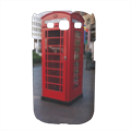 Cabina Inglese Cover Samsung galaxy s3 stampa 3D