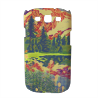 Pop mountains Cover Samsung galaxy s3 stampa 3D