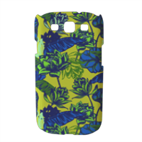 Flowers Cover Samsung galaxy s3 stampa 3D