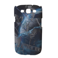 He came from heaven Cover Samsung galaxy s3 stampa 3D