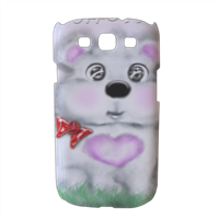 Puffotto Cover Samsung galaxy s3 stampa 3D