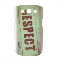 Respect two Cover Samsung galaxy s3 stampa 3D
