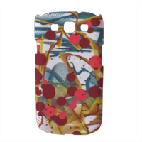 SPIRAL POINT Cover Samsung galaxy s3 stampa 3D