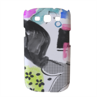 Glamour Cover Samsung galaxy s3 stampa 3D
