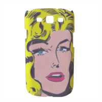 SUPERGIRL Cover Samsung galaxy s3 stampa 3D