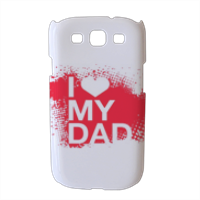 I Love My Dad - Cover Samsung galaxy s3 stampa 3D
