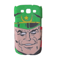 2018 DRU ZOD Cover Samsung galaxy s3 stampa 3D