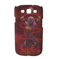 Abaddon Cover Samsung galaxy s3 stampa 3D