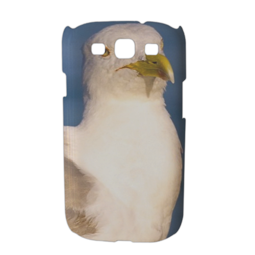 Gabbiano Cover Samsung galaxy s3 stampa 3D