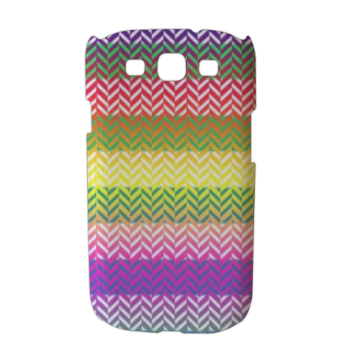 Abstract Cover Samsung galaxy s3 stampa 3D
